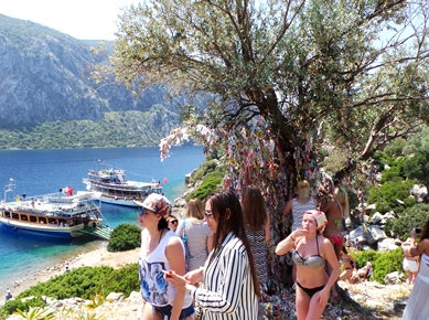 Marmaris Aegean Islands All Inc. Boat Trip