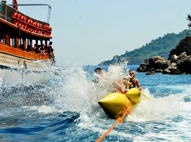 Marmaris All Inclusive Boat Trip