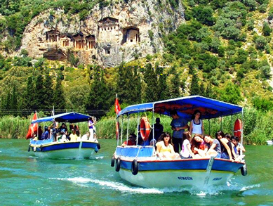 Dalyan & Turtle Beach By Bus